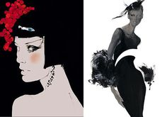 30 Fashion Illustrators You Cant Miss