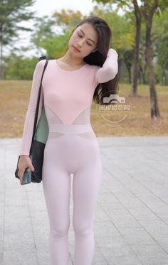 Tights, Leggings, Korean Girl, Wetsuit, Jumpsuit, Cosplay, Costumes, Legs, Stylish
