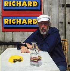 Last Minute RIP: le Pop Art Pastis, Richard Hamilton est mort. Robert Rauschenberg, Jasper Johns, Peter Blake, David Hockney, Roy Lichtenstein, Cultura Pop, Andy Warhol, Richard Hamilton Artist, Le Pop Art