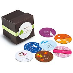 Personalized Favor Labels - nice