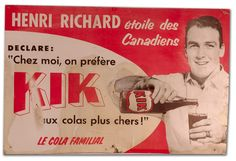 Vintage Beer & Soft Drink Hockey-Related Advertising Signs Soda Brands, As Time Goes By, Pop Bottles, Advertising Signs, Beer, Photos, Drinks, Images, Soft Drink