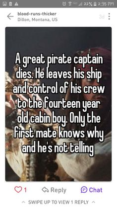I will always repin pirate writing prompts