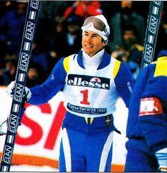 Ingemar Stenmark Alpine Skiing, Snow Skiing, Elan Ski, World Cup Skiing, Yellowstone Club, Ski Racing, Vintage Ski, Tennis Players, Skating