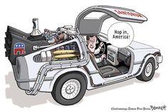 Rick Santorum - Back to the Future