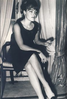1968 - Romy Schneider in Chanel.
