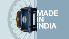 Made in India Sting - © BBC Worldwide Ltd by Sophia Kyriacou, via Behance