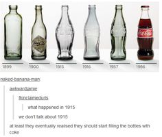 Sales skyrocketed in 1986. | 28 Times Tumblr Missed The Point. WHY IS THIS SO FUNNY. WHY IS TUMBLR SO FUNNY.