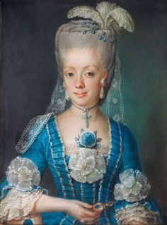1775 Anna Maria Åbrandt by Gustaf Lundberg (location ? 18th Century Dress, 18th Century Clothing, 18th Century Fashion, 17th Century, Historical Costume, Historical Clothing, Fashion History, Fashion Art, Pompadour Hairstyle