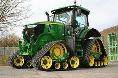 Big John Deere Tractor