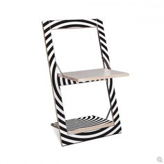 Flapps folding chair by Ambivalenz | www.lovethesign.com/uk