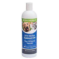 Only Natural Pet Wild Alaskan Salmon Oil | dog Vitamins & Supplements | PetSmart