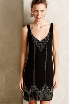 Art Deco Inspired Dress 30 Beautiful Little (and Long) Black Dresses Perfect For Bridesmaids
