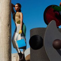 641631bc939b See Missoni s new fall ad featuring Joan Smalls. Conservative Fashion