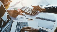 What is double entry accounting and should your small business be using it? We asked the folks over at FreshBooks for an overview of the benefits. Accounting Process, Accounting Services, Accounting Course, Microsoft Excel, Business Advice, Business Women, Online Business, Series B Funding, Sage 50
