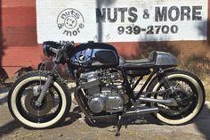 1971 HONDA CB750 - INAZUMA CAFE RACER