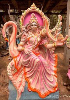 Saraswati Photo, Maa Durga Photo, Saraswati Statue, Saraswati Murti, Durga Ji, Saraswati Goddess, Shiva Art, Ganesha Art, Indian Army Wallpapers