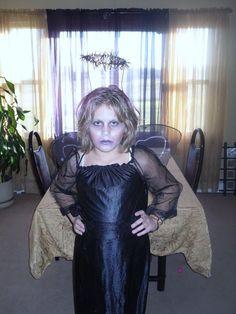 Scary Fairy!