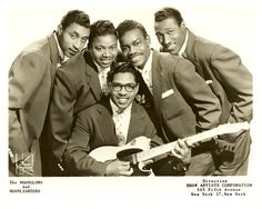 The Moonglows featuring Harvey Fuqua