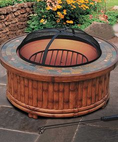 Love this Covington Fire Pit on #zulily! #zulilyfinds