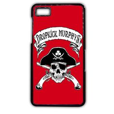 Dropkick Murphys Red Pirate TATUM-3734 Blackberry Phonecase Cover For Blackberry Q10, Blackberry Z10