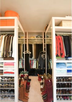 The Zhush: Luxury Closets