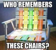 90s Childhood, My Childhood Memories, My Memory, Lawn Chairs, Outdoor Chairs, Folding Chair, History, Times, Comfy