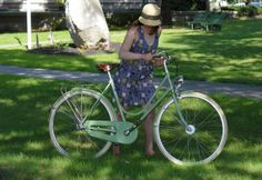 Bella Ciao Superba (Photo Taken by Elton Pope-Lance) by Lovely Bicycle!, via Flickr - Bicycle Envy