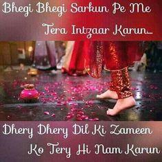1068 best images about Urdu shayari in english language on . Bollywood Movie Songs, Bollywood Quotes, Song Lyric Quotes, Bff Quotes, Qoutes, Movie Quotes, Cool Lyrics, Music Lyrics, Romantic Poetry