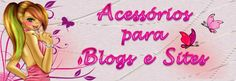 layout para blog e sites: Acessórios para blogs e sites