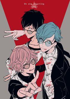 kurumi's b-project images from the web Manga Boy, Manga Anime, Anime Art, Character Drawing, Character Concept, Character Design, Anime Style, Kawaii Anime, Anime Guys