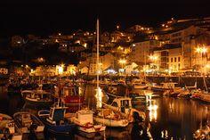 Fishing village - Luarca, Asturias