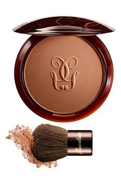 Guerlain Terracotta Bronzing Powder (#3).  Best matte bronzer out there...last one lasted well over 5 years so definitely worth the price! (probably kept it too long LOL...)