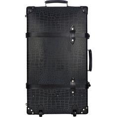 """Croco-Print 30"""" Suitcase @barneysny $2995"""