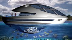 Trilobis 65 - Most Expensive Submarines: Trilobis 65 - Rich and Loaded