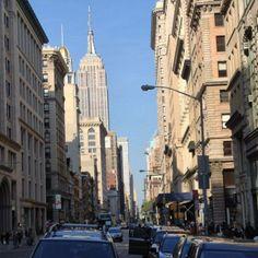 New York City Photo Impressions | #NYCPhotos #NYCPI | Empire State Building | nycphotoimpressions.com | New York City Photos, Empire State Building, Street View, Nyc, New York