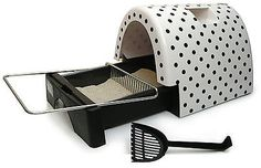 Cat Litter Box With Cover