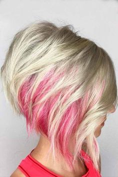 Add Some Volume for Your Bob Haircuts picture2