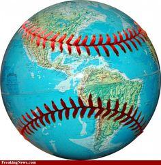 My world evolves arounds baseball ❤️