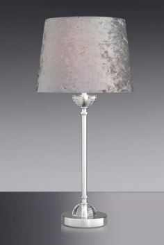 Picking these up today xXx Buy Velvet Table Lamp from the Next UK online shop