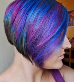 MATLEENA - makeup artist (Chorzow, Katowice, Silesia): The hair color part II