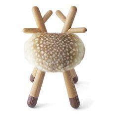 Décoration famille - blogzine Sunday Grenadine Bambi, Design Shop, Elephant Table, Apple Decorations, Black And White Baby, Woodland Nursery Decor, Baby Deer, Animal Nursery, Cool House Designs