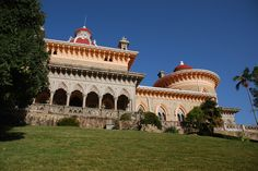 Palácio de Monserrate, Sintra - Portugal.