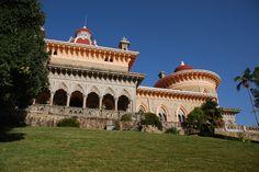 Palácio de Monserrate, Sintra - Portugal.