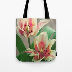 Buy Vintage tulips(7) Tote Bag by maryberg. Worldwide shipping available at Society6.com. Just one of millions of high quality products available.