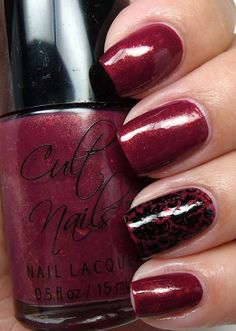 Cult Nails Iconic #CultNails #JointheCult
