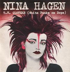 Nina-Single TV Glotzer UK sleeve  awesome