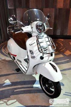 My Vespa GTS 150 3 vie Sport