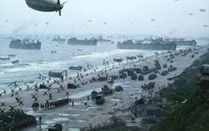 """D-Day """"You are about to embark upon the Greatest Crusade... The eyes of the world are upon you."""" Gen. Eisenhower, D-Day: June 6, 1944."""