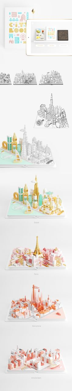 City Book App - #ui #ux#userexperience #website #webdesign #design #minimal #minimalism #art