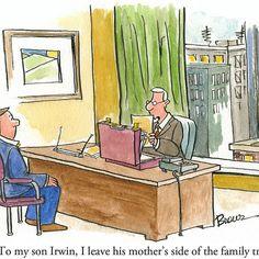 #Funnies #comics #genealogy #genealogymemes #ancestry #familyhistory #familytree #family #ancestors #will #inheritance #history #heritage #roots